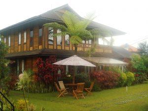 Harga Paket Villa Lembang Bandung Murah