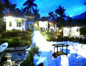 Villa Rumah Putih Bogor