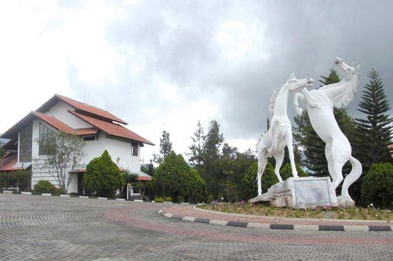 Berlian Resort Cipanas Bogor