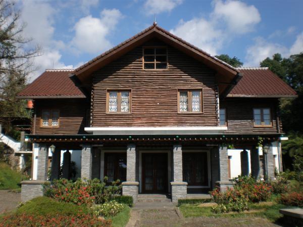 Guest House Kebun Raya Cibodas