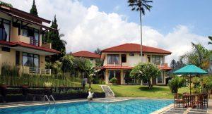 Villa Jayakarta Inn dan Villas Cisarua Bogor