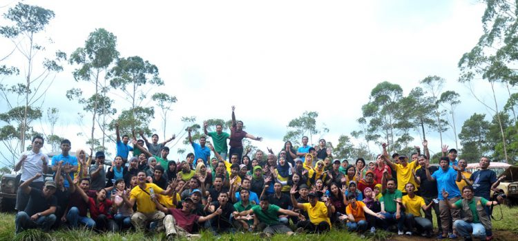 0812 9393 9797, Outbound Puncak 2018