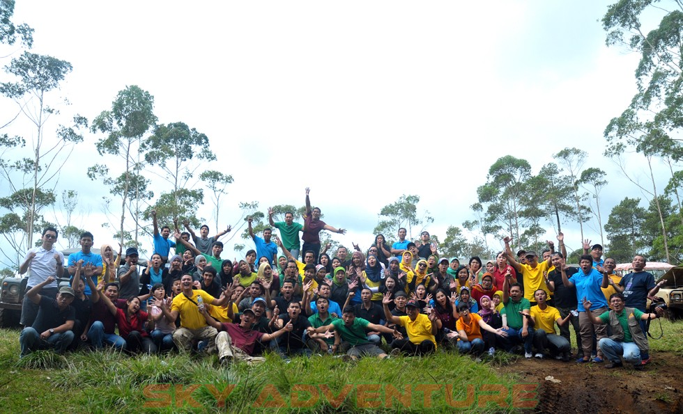 Outbound Puncak 2018